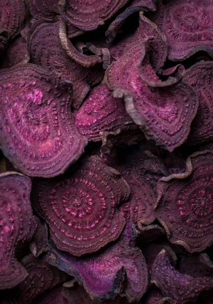 Dehydrated beet